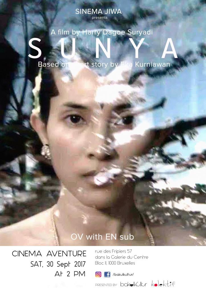 Poster SUNYA Aventure